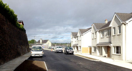 Completion of 26 Unit Housing Estate at The Orchard, Macroom April 2015.